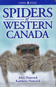 Spiders of Western Canada Book Cover